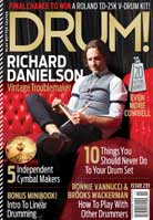 DRUM magazine November 2015