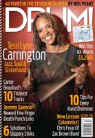 DRUM magazine December 2015