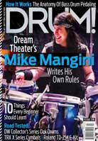 DRUM magazine February 2016