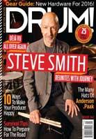DRUM magazine August 2016
