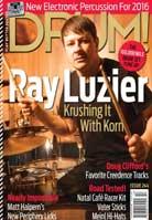 DRUM magazine October 2016