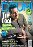 DRUM magazine November 2016