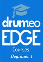 Drumeo Edge Courses – Beginner 1