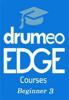 Drumeo Edge Courses – Beginner 3