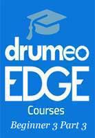 Drumeo Edge Courses – Beginner 3 Part 3