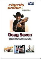 Doug Seven – Sizzling Guitar Licks & Playing In Circles