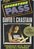 David T. Chastain – Progressive Metal Guitar