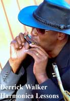 Derrick Walker – Harmonica Lessons
