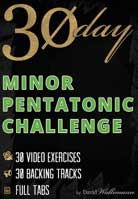 David Wallimann – 30 Day Pentatonic Challenge