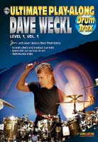 Dave Weckl – Ultimate Play Along: Level 1, Volume 1
