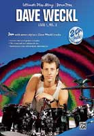 Dave Weckl – Ultimate Play Along: Level 1, Volume 2
