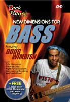 Doug Wimbish – New Dimensions For Bass