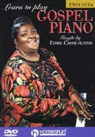 Ethel Caffie-Austin – Learn To Play Gospel Piano