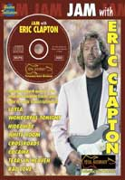 Jam With Eric Clapton (Tab Book)