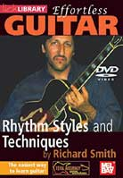Effortless Guitar – Rhythm Styles and Techniques