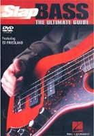 Ed Friedland – Slap Bass: The Ultimate Guide