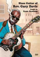 Ernie Hawkins – Blues Guitar of Rev. Gary Davis