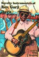 Ernie Hawkins – Novelty Instrumentals of Rev. Gary Davis