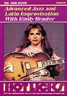 Emily Remler – Advanced Jazz And Latin Improvisation