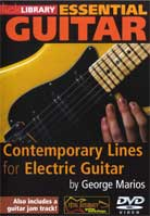 Essential Guitar – Contemporary Lines for Electric Guitar