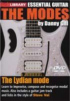 Essential Guitar The Modes: Lydian