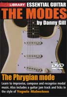 Essential Guitar The Modes: Phrygian
