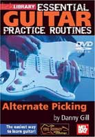 Essential Guitar Practice Routines – Alternate Picking
