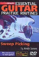 Essential Guitar Practice Routines: Sweep Picking