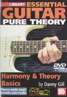 Essential Guitar Pure Theory Harmony & Theory Basics