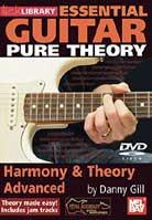 Essential Guitar Pure Theory Harmony & Theory Advanced