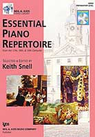 Essential Piano Repertoire – Preparatory Level