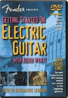 Fender Presents – Getting Started on Electric Guitar with Keith Wyatt