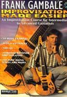 Frank Gambale – Improvisation Made Easier