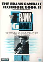The Frank Gambale Technique Book 2