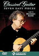 Frederic Hand – Classical Guitar Seven Easy Pieces