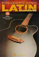 Fingerpicking Latin Standards – 15 Songs