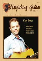 Flatpicking Guitar Magazine Volume 10, Number 1