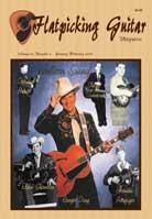 Flatpicking Guitar Magazine Volume 10, Number 2