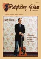 Flatpicking Guitar Magazine Volume 10, Number 3