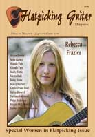 Flatpicking Guitar Magazine Volume 10, Number 6