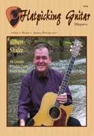 Flatpicking Guitar Magazine Volume 11, Number 2