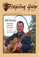 Flatpicking Guitar Magazine Volume 11, Number 3