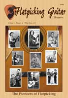 Flatpicking Guitar Magazine Volume 11, Number 4