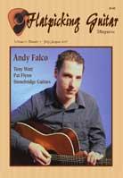 Flatpicking Guitar Magazine Volume 11, Number 5