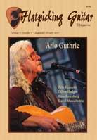 Flatpicking Guitar Magazine Volume 11, Number 6