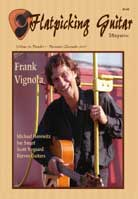 Flatpicking Guitar Magazine Volume 12, Number 1