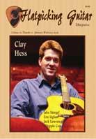 Flatpicking Guitar Magazine Volume 12, Number 2