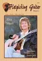 Flatpicking Guitar Magazine Volume 12, Number 3