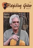 Flatpicking Guitar Magazine Volume 12, Number 4