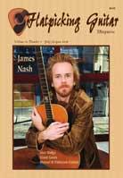 Flatpicking Guitar Magazine Volume 12, Number 5